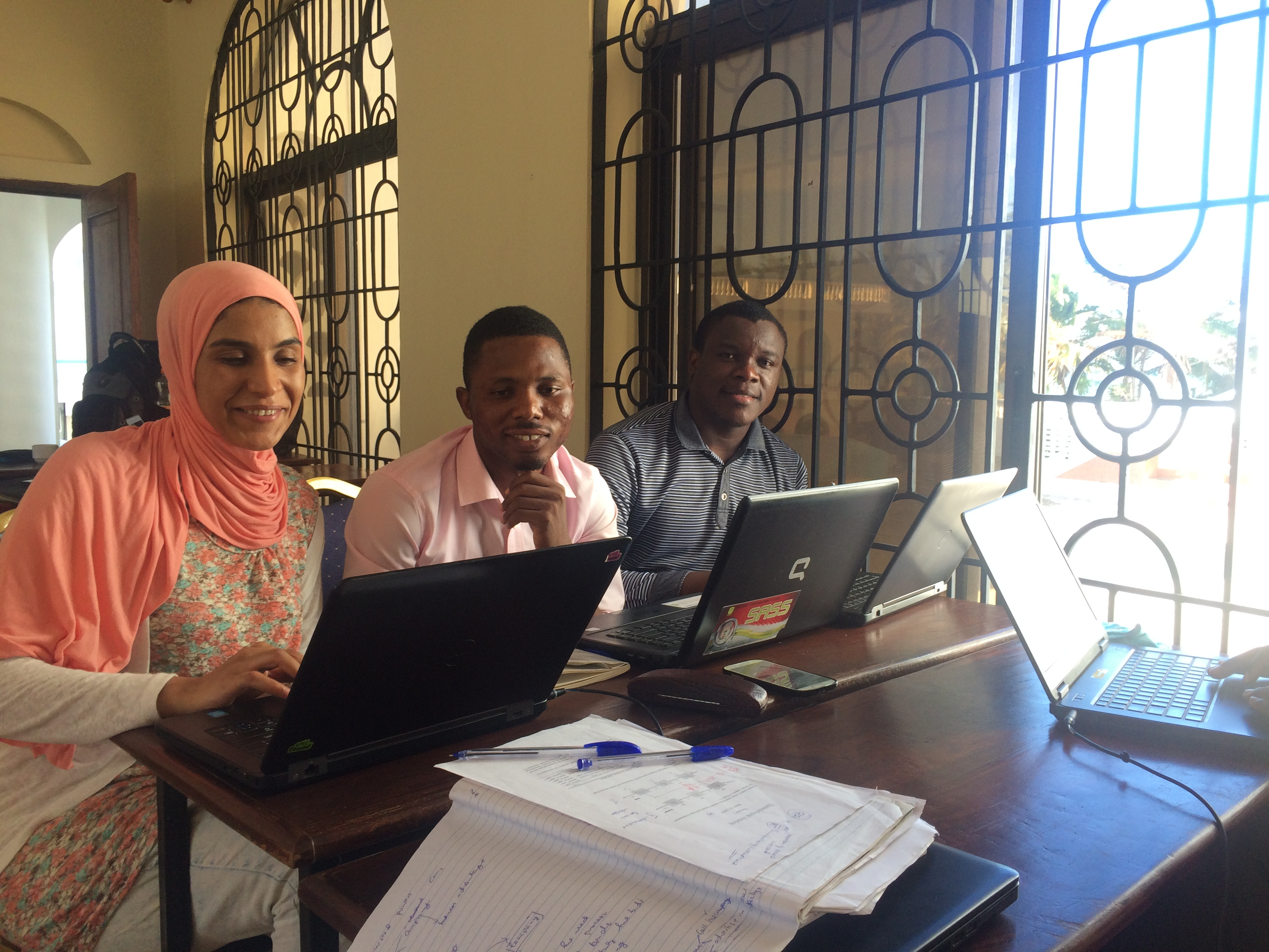 Data, Software and Talent: Turning Open Data into a useful Anti-Corruption Tool for Africa